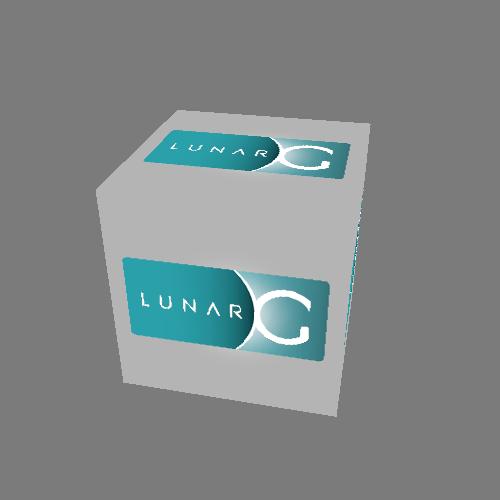 cubeサンプル