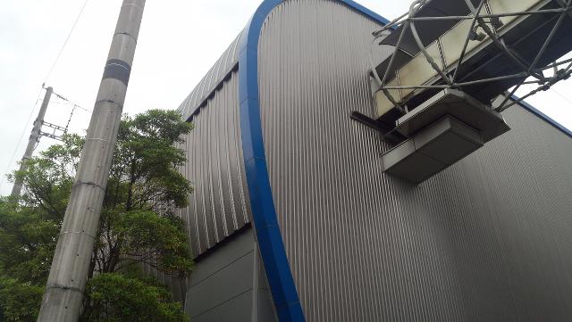 地球シミュレータの建物