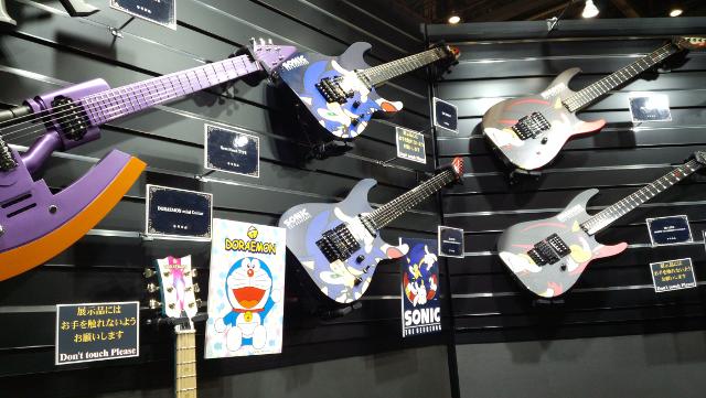 ESPのギター