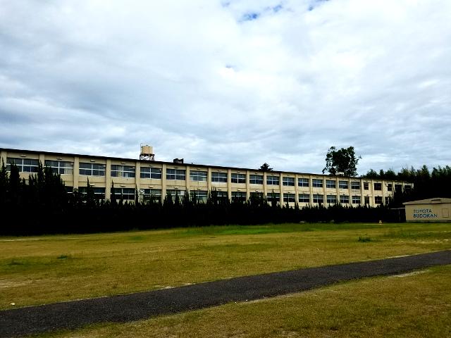 旧豊田東高等学校